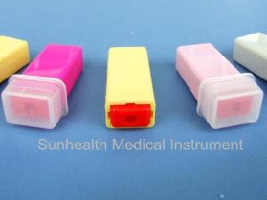 Single Use Safety Blood Lancet /Disposable Medical Auto Blood Lancet pictures & photos