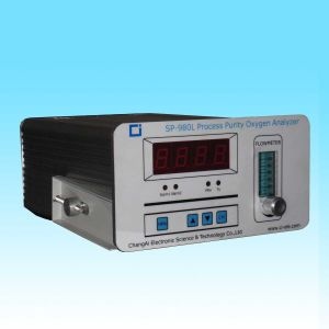 Online High Purity Oxygen Analyzer (SP-980L) pictures & photos