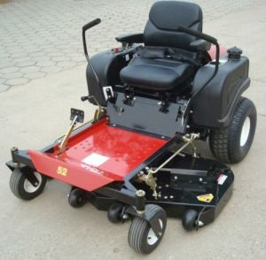 52inch Zero Turn Lawn Mower pictures & photos