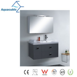 Classic Wall-Mounted Mirrored Bathroom Cabinet (AME1103) pictures & photos