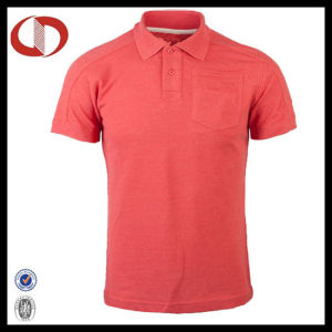 100% Cotton Short Sleeve Men′s Polo Shirts pictures & photos