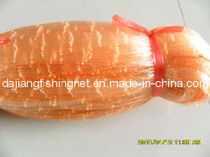Orange Nylon Monofilament Fishing Net