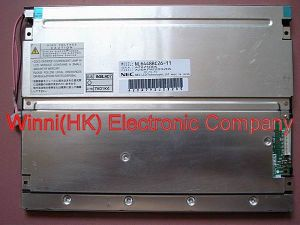 8.9 Inch LCD Panel for Industrial Machine (Nl6448bc28-01)