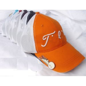 Waterproof Golf Cap with Net pictures & photos