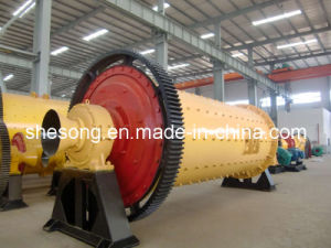 Henan Dajia Ball Mill OEM with ISO9001: 2008 Certificate pictures & photos