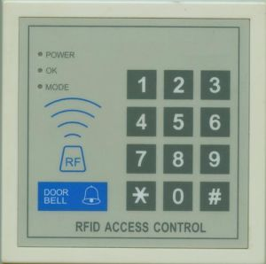 Standalone RFID/Digital Access Control with 250 Users and Personal Password (ACP5S250P)
