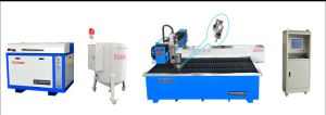 Cantilever Waterjet Machine (SQ4020) pictures & photos