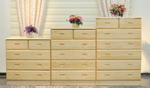 Wooden Storage Cabinet, Bedstand Night Table (H-H0238)