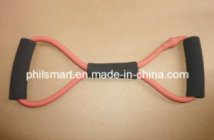 Exercise Tube Band Chest Expander pictures & photos