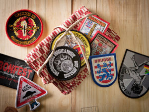 Woven Badges pictures & photos