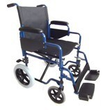 Transport Chair Wheelchair (HZ112-02-12) pictures & photos