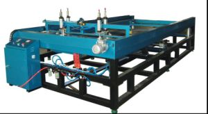 Decorative Plates Huge Screen Printing Machine (ZC-SP)
