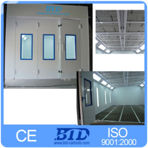 Car Spray Booth Manufacturer / New Spray Booth pictures & photos