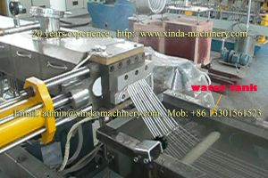PE PP Film Double Stage Pelletizing Line