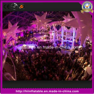 New Design Stage Inflatable Decor Stars for Decoration