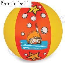 Non-Toxic PVC Beach Ball