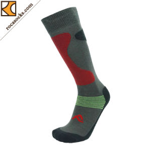Men′s Outdoor Skiing Merino Wool Socks (161001SK) pictures & photos