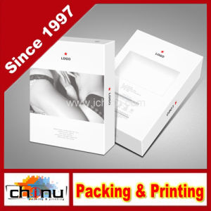 OEM Customized Cloth Pants Packaging Paper Box (1241) pictures & photos