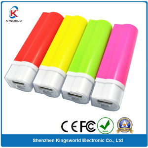 Colorful Plastic 2600mAh Power Battery