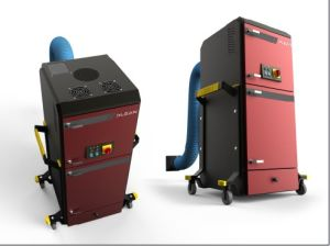 Electrostatic Percipitator for Welding Fume Purification