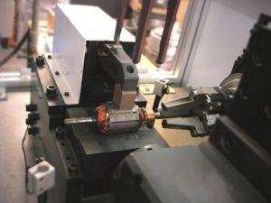 Schenck Automatic Balancing Machine Type Rbtu