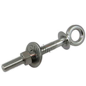 Customized High Quality Customized Forged Eye Bolt pictures & photos