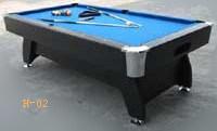 Billiard Table (H-02)