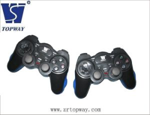USB Double Dual Shock Joypad - Video Game Accessories