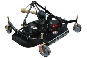 Rugged and Reliable Finishing Mower with 2-Year Warrenty (6FMOW)