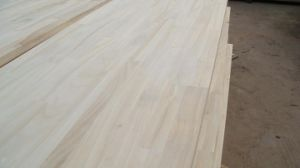 Paulownia Finger-Jointed Panels/Board