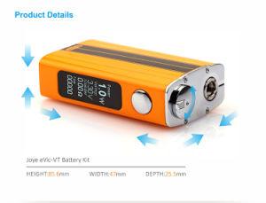 Best E Cigarette Temperature Control Mod 60W Joyetech Evic Vt pictures & photos