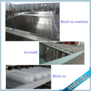 Factory Direct Sale Ice Block Machine Ce Approved pictures & photos