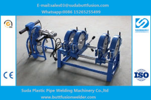 Sud50/160 Manual HDPE Pipe Welding Machine pictures & photos