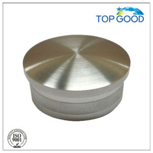 Stainless Steel Flat Hollow End Cap for Railing Systems