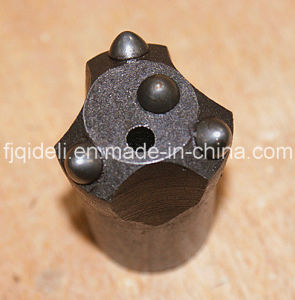 4 Carbide Tips of Button Bits for Mining Working (43mm)