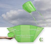 Green Mini Soft Kite (ds7)