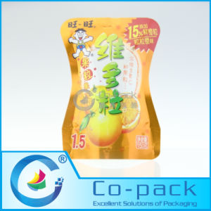 Printed Plastic Sachet Bag pictures & photos