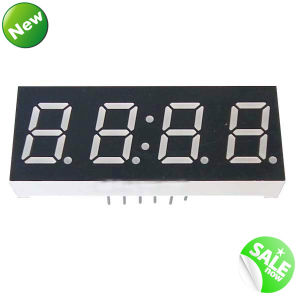 4 Digits LED 7-Segment LED Display