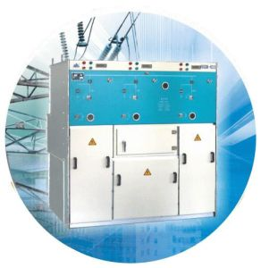 Indoor AC Hv Sf6 Power Distribution Switchgear for Transformer pictures & photos