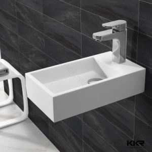 Modern Resin Stone Bathroom Vanity Wash Basin Kkr-1331 pictures & photos