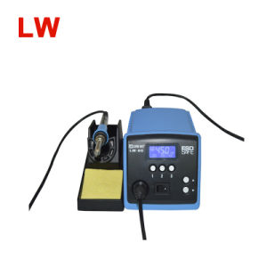 Longwei Lw80 Digital SMD Rework Soldering Station 80W pictures & photos