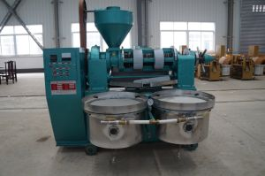 Yzyx120wz Automatic Combined Oil Making Machine/Oil Pressing Machine pictures & photos