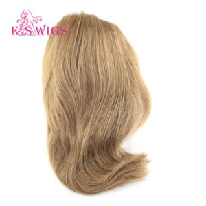 Natural Virgin Human Hair Full Lace Wig pictures & photos