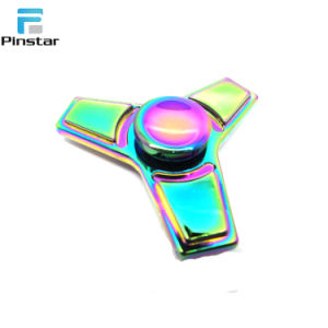 Best Selling Colorful Fidget Relieve Stress Hand Spinner Toys pictures & photos