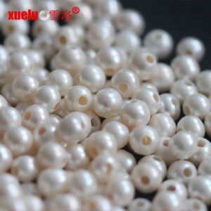 8-9mm Large Hole Round Freshwater Pearls Wholesale for Making Jewelry pictures & photos