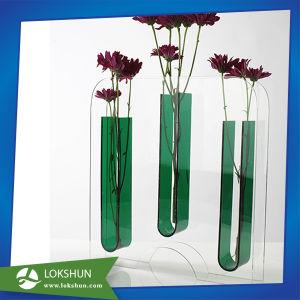 China New Design Acrylic Vase Display China Acrylic Vase Display