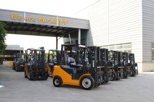 XCMG 1.5 Ton 1.8 Ton Factory Price Mini Diesel Forklift pictures & photos