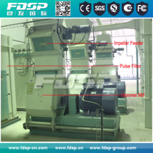 Good Quality Low Price Poultry Feed Mill Equipment pictures & photos