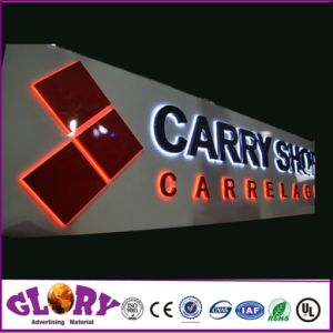 High Bright Illuminated Backlit LED Signage and LED Sign pictures & photos