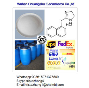 Pharmaceutical Naphazoline Hydrochloride CAS 550-99-2 Adrenoceptor for Rhinitis pictures & photos